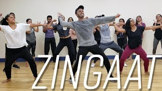 Zingaat Hindi | Dhadak | Dance | Choreography | Class | Ajay Atul