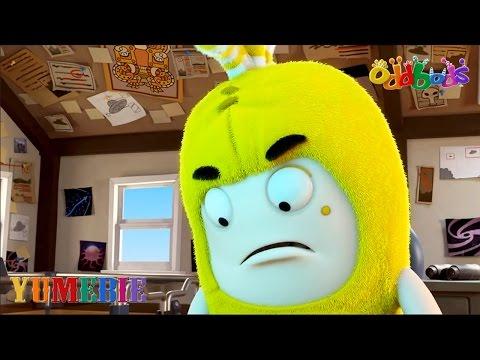 Oddbods |  Funny Oddbods Cartoon Full Episode - Build A Rocket Bubbles | Cartoon For Kids