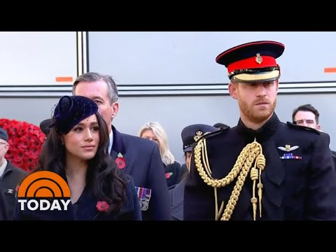 Prince Harry, Meghan Markle WON'T Spend Christmas With The Queen | TODAY