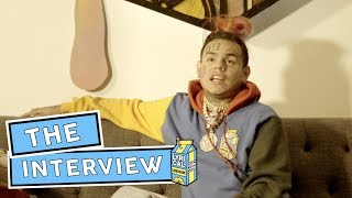 The Lyrical Lemonade Interview - 6ix9ine