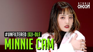 [UNFILTERED CAM] (G)I-DLE MINNIE((여자)아이들 민니) 'Oh my god' 5K | BE ORIGINAL