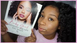 IS B. SIMONE'S BOOK WORTH IT? | Babygirl, Manifest The Life You Want