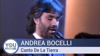 Andrea Bocelli - Canto De La Tierra