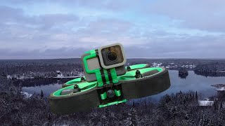 November Forest FPV with the iFlight Green Hornet