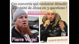 RÉFUTATION: ces musulmans qui voulaient démonter la divinité de Jésus en 3 questions!