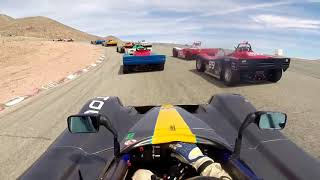 Rough weekend at Willow Springs