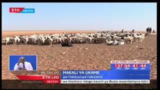 Watabiri na wasayansi watoa ripoti kuwa ukame na baa la njaa utaendelea Kenya