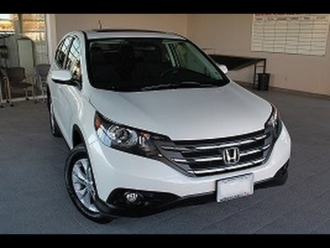 2014 Honda CR-V Review