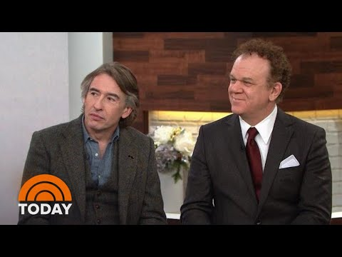 Steve Coogan And John C. Reilly Talk New Film 'Stan And Ollie' | TODAY