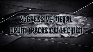 Aggressive Metal Drum Tracks Collection | Preset 2.0 (HQ,HD)