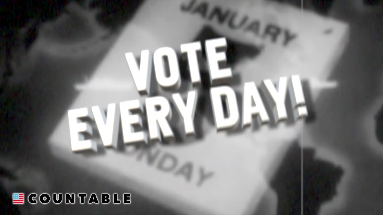 Vote Everyday with Countable