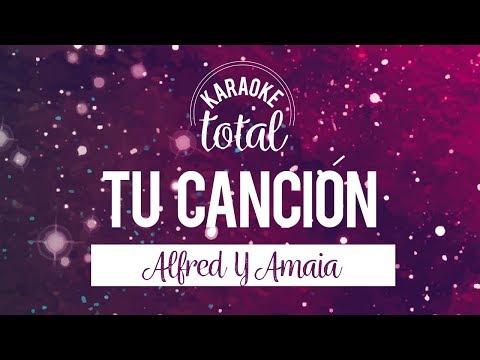 Tu canción Amaia Romero