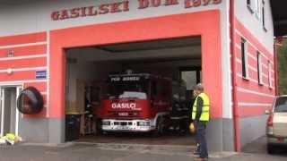 preview picture of video 'Medobčinska gasilska taktično reševalna vaja Preserje 2012 - PGD Homec 1.del'