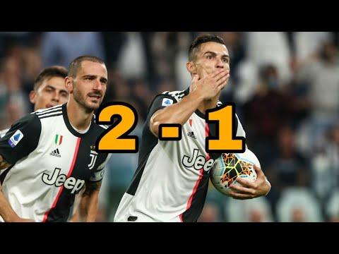 Juventus vs Hellas Verona 2-1  Resumen Completo en  HD