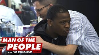 White Comedian Tries To Cut Hair At Black Barber Shop