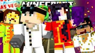 YOLO Minecraft #15 - OUR VEGAS WEDDING