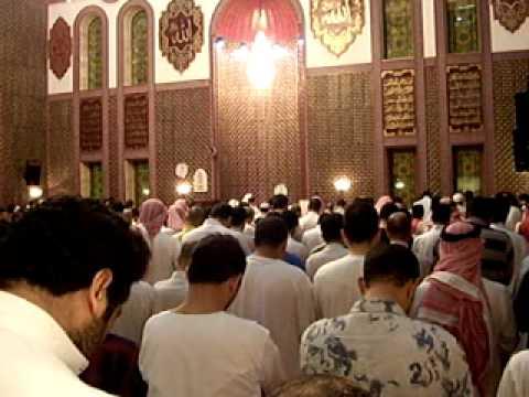 أحمد العجمي صلاة التراويح 27 رمضان 1431  2010 جزء1 ت  احمد ايوب