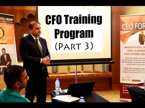 Financial Innovation & Entrepreneurship (Part 3)   CFO Training ...