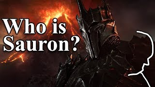 Download Youtube: Who is Sauron? - The History of the Dark Lord in Tolkien's Lore (Spoilers)