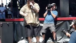 Action Bronson - Actin' Crazy - Coachella 2015