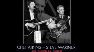 Chet Atkins & Steve Wariner - I can hear Kentucky calling me [Duet]