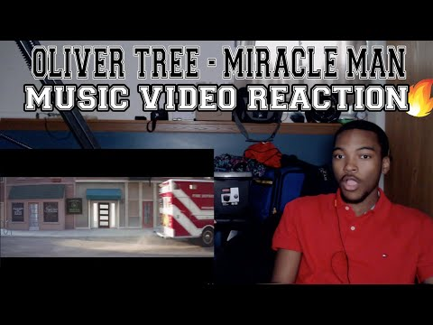 Oliver Tree - Miracle Man [Official Music Video] - REACTION - Peezy Reid
