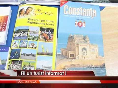 Fii un turist informat! – VIDEO
