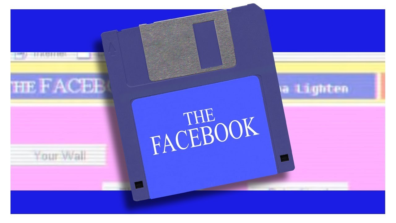 If Facebook Were Invented In The '90s, It Would Have Worked Like This
