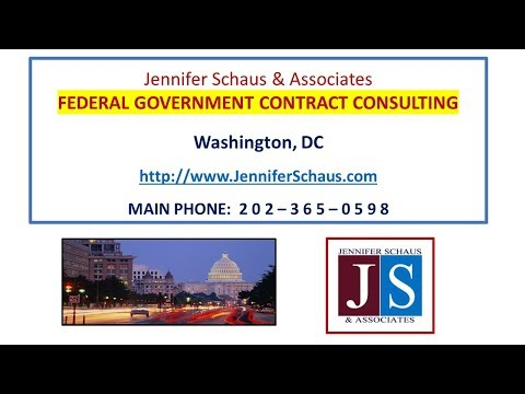 Government Contracting - SBA 8a Certification -Win Federal ...