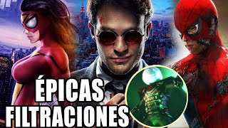 BASTANTE ÉPICO Spider-Man 3 con Daredevil y 8 villanos contra Peter Parker y Spider-Woman