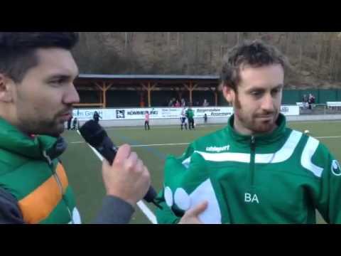 EULEN-TV - Interview mit Spielertrainer Bernd Adam nach dem Sieg gegen den FC Beckingen