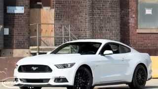 2015 Ford Mustang GT Review