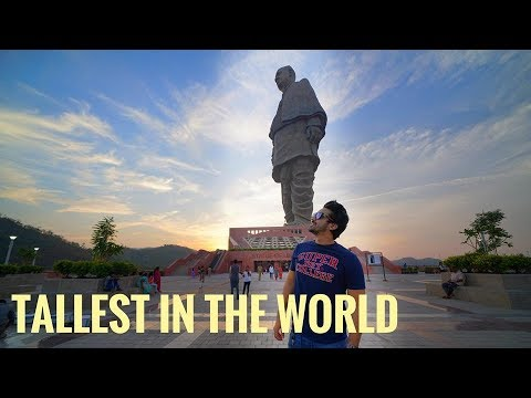 Download WORLDS TALLEST | STATUE OF UNITY HD Mp4 3GP Video and MP3