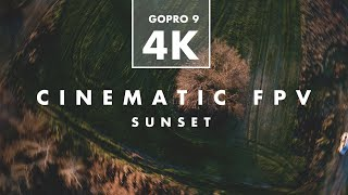 GoPro 9 Cinematic FPV - Sunset