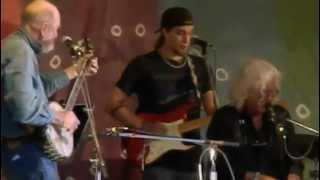 """Pete Seeger & Arlo Guthrie """"City of New Orleans""""  Clearwater Music Festival 2012"""