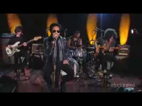 Lenny Kravitz   I ll Be Waiting Live Alternative Version