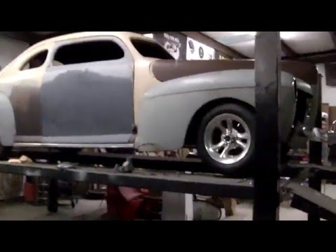 1941 Mercury Update