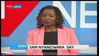 News Sources: Muhoro faces parliamentary Account Committee, 5/10/16 Part 1