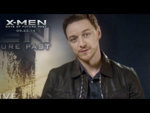 X-Men: Days of Future Past (Featurette 7 'X-Perience: James McAvoy')