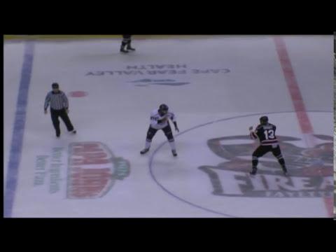 Al Graves vs Brad Drobot