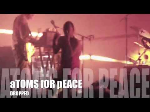 [HD] Dropped - Atoms For Peace - Live @ Rock in Roma - 16.07.13