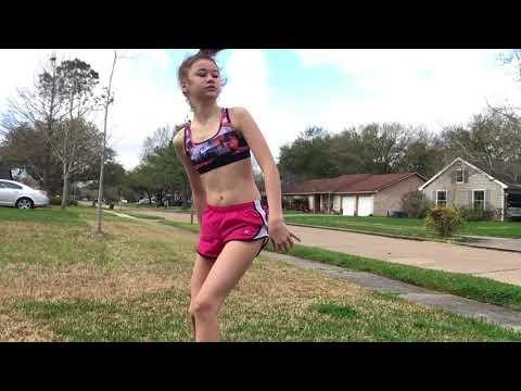 Gymnastics challenge PART 1