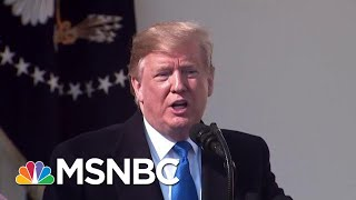House Judiciary Democrats Announce Investigation In Trump's National Emergency   Hardball   MSNBC