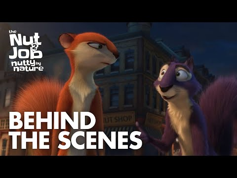 The Nut Job 2: Nutty by Nature (Featurette 'Back to the Park')