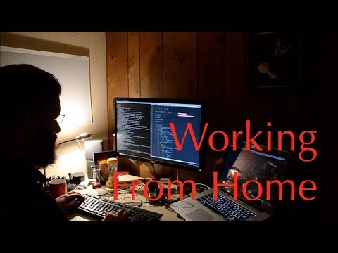 A Week in the Life of a Remote Software Engineer