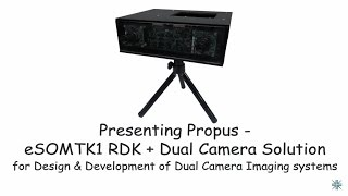 Demo: e-CAM30_HEXCUTX2 - Six 3 4 MP Camera for NVIDIA Jetson TX1/TX2