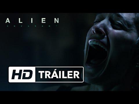 "Primer tráiler en español de ""Alien: Covenant"""