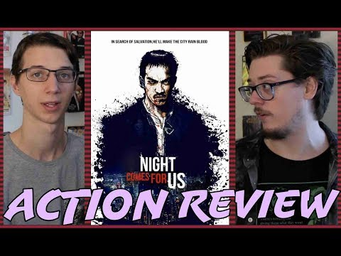 The Night Comes for Us – Action Movie Review