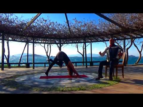 Ramin Farhangniya & Neval Aras Yoga&Music Live Project Part 1