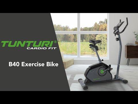 Promovideo: Rotoped TUNTURI Cardio Fit B40